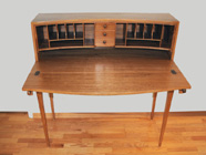 Desk by Doug DeJardine - Click to view larger image