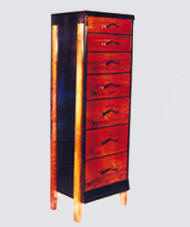Seven Drawer Chest - Click to view larger photo